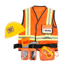 Construction Worker Costume Halloween For The Kids Making It Memorable The Moment