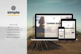 simple u2014 coming soon wp plugin simple is a stylish responsive