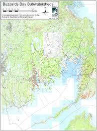 Green Bay Map Bay Maps Buzzards Bay National Estuary Program