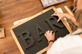 make your own light up sign craft tutorial how to make your own sign with light up letters