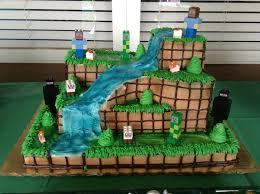 minecraft birthday cake ideas 20 best minecraft cake images on minecraft party
