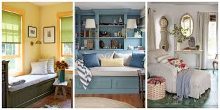 Cottage Living Magazine by Reading Nooks Cozy Decorating Ideas