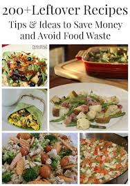 cuisine easy orens and easy leftover recipes