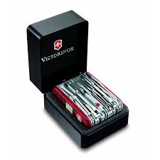 victorinox swisschamp xavt swiss army knife 80 features gift boxed