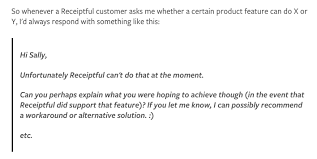 10 tips for responding graciously to customer feature requests