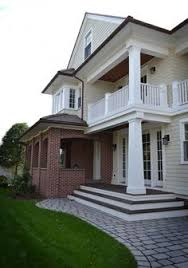 red brick grey stone hummmm for the home pinterest