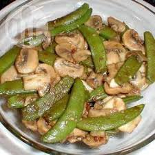 cuisiner pois mange tout pois mange tout teriyaki recettes de légumes pois