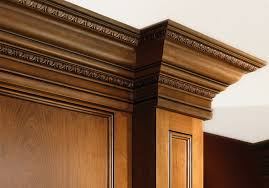 wooden crown wall crown molding