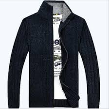 mens thick wool cardigan online mens cardigan sweaters thick