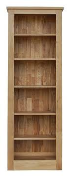 Narrow Bookcases Uk Occasional Oak Narrow Bookcase Bookcases What Not S