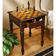 basil street gallery walpole manor chess table lowe u0027s canada