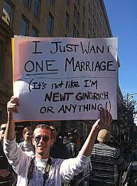 Marriage Equality Memes - funny gay marriage signs and memes