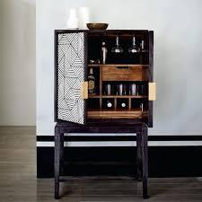 corner bar cabinet black white bar cabinet black and white inlaid drinks cabinet white corner
