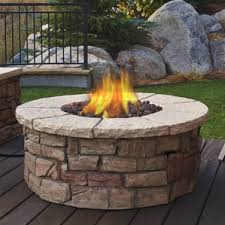 Backyard Foam Pit Propane Fire Pits You U0027ll Love Wayfair