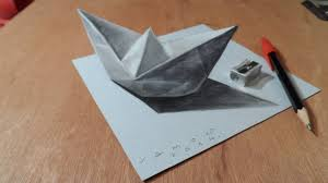 simple 3d sketches on paper 18 best photos of cool drawings on