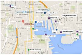Baltimore Metro Map by Guest Post Where To Eat In Baltimore For Esa100 Part 1