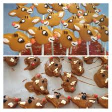 reindeer cake pops nailed it pinterest fail hilarious