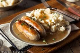 Sausage Of The Month Club The 109 Ingredients In Your Sausage And Mash Daily Mail Online
