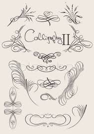 design seite caligraphy calligraphy paper designs frame borders design