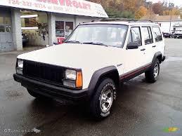 jeep cherokee white 1996 stone white jeep cherokee sport 4wd 20291191 gtcarlot com