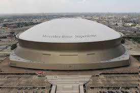 mercedes dome orleans mercedes superdome stadiumdb com
