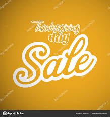 best thanksgiving day sales happy thanksgiving day sale banner u2014 stock vector 146081031