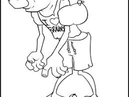 free coloring pages of pea shooters plants vs zombies 2 coloring