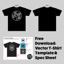 free vector t shirt template t shirt design workshop preview