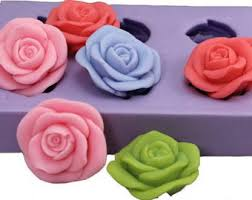 Bathroom Silicone Mould Candle Mold Soap Moulds Birthday Cake Wedding Cake Flexible