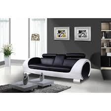 canap design noir et blanc canape en u pas cher 10 canape design blanc et noir uteyo
