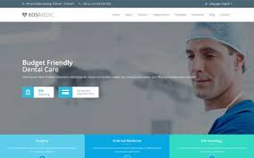 kosimedic medical template other bootstrap templates
