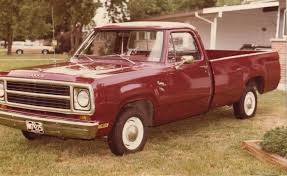 mitsubishi pickup 1980 1980 dodge pickup information and photos momentcar