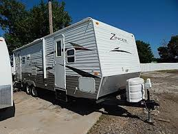 Zinger Travel Trailers Floor Plans 2010 Crossroads Zinger 26rl Travel Trailer Wichita Falls Tx