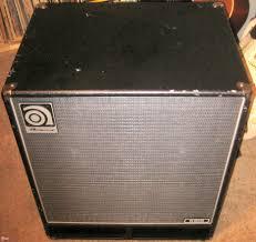 4x10 Guitar Cabinet Ampeg B410hlf 4x10 400 Watt Bass Cabinet High Powered Extended Ran