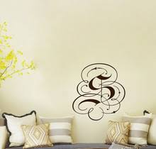 Monogram Letters Home Decor Online Get Cheap Monogram Wall Letters Aliexpress Com Alibaba Group