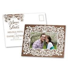 Postcard Save The Dates Save The Date Postcards Ann U0027s Bridal Bargains