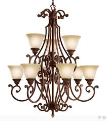 Traditional Chandelier Authentic Pharmaceuticals Ltd Nine Light Traditional Style