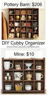 diy cubby organizer tutorial gotta make this http www