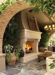 Backyard Fireplace Plans by Outside Fireplace Kits U2014 Home Fireplaces Firepits