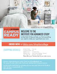Bed Bath And Beyond Credit Card Member And Visiting Scholar Faqs Institute For Advanced Study