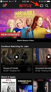 netflix 101 how to cast shows u0026 movies from your phone to your tv