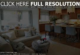 open concept kitchen living room design ideas kitchen and living
