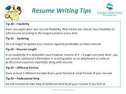 Resume Length Tips For Resume Writing 2014 U2013 Inssite