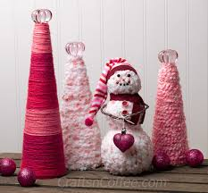 wrap up easy s day yarn cones crafts n coffee