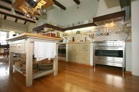 kitchen island hanging pot racks 35 kitchens with hanging pot racks pictures