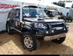 land rover desert dakar prepared rally raid desert warrior rally cars for sale