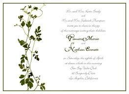 Christian Wedding Invitation Wording Proper Wedding Invitation Wording Wedding Invitation Templates