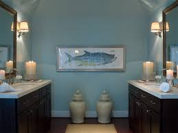 wall decor ideas for bathroom fish themed bathroom decor ideas with regard to decorations 6
