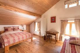 chambre d haute location vacances chambre d hôtes l anatase à vallorcine en