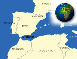 Trinidad On World Map by Gibraltar Facts Culture Recipes Language Government Eating